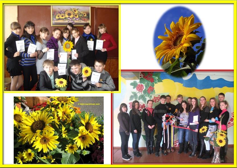 "Конкурс   ""СОНЯШНИК - 2011"""