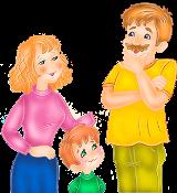 Родинне свято:«Шануй батька і матір свою» - вчитель української мови і літератури Сидорової М. Я.